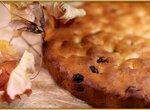Творожный пирог с изюмом (Пиццамейкер Princess 115000)