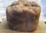 Хлеб по сусекам на закваске в хлебопечке