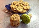 Печенье творожное штампованное Съешь меня
