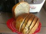 Десертный хлеб с маком