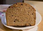 Хлеб ржано-пшеничный Казачий (хлебопечка)