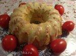 Кольцо из картофеля с сыром и ветчиной (Kase-Kartoffel-Ring mit Schinken)