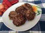 Мясные оладушки - Fleischpflanzerl   (Bundeslаеnde - Bayern)