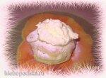 Пирожное Ленинградское (слоеное и заварное тесто с масляным кремом)