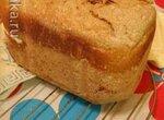 Пшенично-ржанной хлеб высокой влажности на закваске