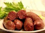 Печеночные колбаски Leberwurst (Steba DD1 и DD2)