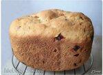 Хлеб пшенично-ржаной с изюмом (хлебопечка Brand 3801)