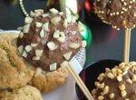 Зальцбургские кокосовые шарики в шоколаде (Salzburger schoko-kugeln)