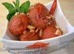 Мировой закусон из свежих томатов