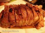 Рулет из свинины Калейдоскоп