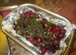 Свекла, запеченная в маринаде (гарнир или теплая закуска)