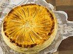Пирог из квашеной капусты с грибами  - Sauerkraut-Tarte mit Pilzen