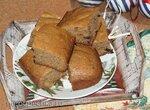 Пряный кекс из майонеза