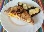Немецкий завтрак: гренки по-мариенбадски + тосты с грибами