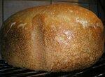 Хлеб пшенично-овсяный из муки 2-го сорта