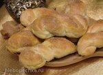 Швабские булочки-плетенки(Schwabische flachswickel)
