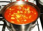 Тушеная говядина с картофелем по-венгерски (Карой Гундель)