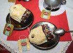 Печенье чайные пакетики от тети Фанни (Suesse Teebeutel von Tante Fanny)