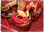 Пунш из темного пива Alt со свежими ягодами  и пивная войнушка Altbier - Bowle