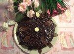 Саксонский свадебный пирог (Sachsischer Hochzeitskuchen)