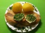 Немецкий морской язык по рецепту мельничихи для Отто фон Бисмарка