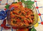 Сладкий перец, тушеный с овощами (Paprikagemuse nach Kurt Drummer)