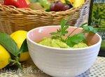 Паста (гуакамоле) закусочная из авокадо (как сохранить авокадо)