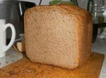 Пшенично-дрожжевой хлеб с кориандром