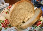 Vitek VT-4209 BW. Хлеб с отрубями и тмином
