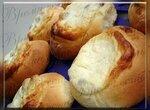 Ватрушки с замесом в хлебопечке
