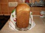 Пшеничный сдобный хлеб с орехами в хлебопечке