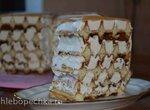 Торт Карамель (в вафельнице)