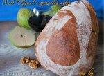 Хлеб Груша с гречневой мукой