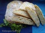 Пшеничные хлебцы с травами Итальянский акцент