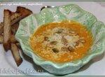 Крем-суп тыквенно-морковный Солнечный дуэт