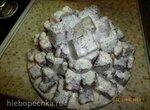 Черёмуховый тортик (рецепт с обложки)