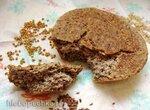 Хлеб Росточек без муки на закваске