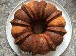 Пряный мраморный  кекс (Майда Хиттер) / Marbleized Spice Cake (Maida Heatter)