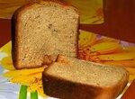 Сладкая булочка с корицей (хлебопечка)