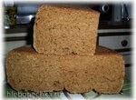Хлеб ржаной в мультиварке Panasonic SR-TMH18