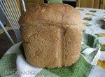 Хлеб пшенично-ржаной «Воздушный» в хлебопечке