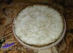 Пирог со штрейзелем и джемом