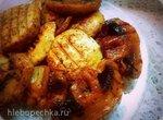 Шампиньоны гриль (сэндвичница Steba SG 35)