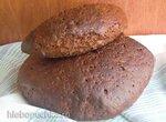 Хлеб ржано-пшеничный на деземе (долгий метод)
