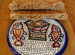 Хлеб Иезекииля (лепешки на закваске)