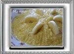 Кукурузная каша с медом и бананом (мультиварка Philips HD3197)
