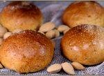 Французские ореховые булочки