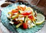 Салат овощной Живой