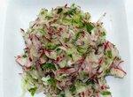 Салкын ашамлык (Быстрый салат)