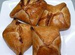 Чабанские пирожки с луком